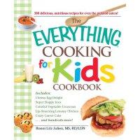 【预订】The Everything Cooking for Kids Cookbook