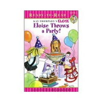 Eloise Throws a Party! (Ready-To-Read, Level 1) 小艾系列 ISBN978