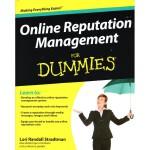 [C163] Online Reputation Management For Dummies 网上信誉管理(傻瓜系列