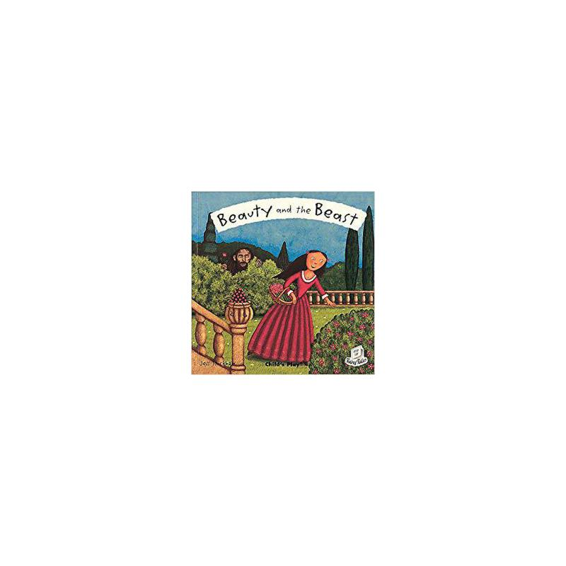 【预订】Beauty and the Beast 9781846431142 美国库房发货,通常付款后3-5周到货!