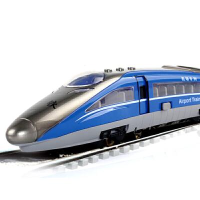 儿童玩具车惯性车和谐号列车动车组火车头音乐车高铁声光男孩礼物