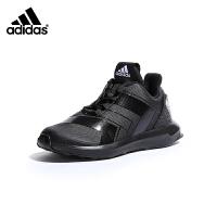 【到手价:379元】阿迪达斯adidas童鞋新款儿童跑步鞋男童RapidaRun Spider-Man K 运动鞋 (