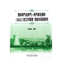 整体煤气化燃气―蒸汽联合循环(IGCC)的工作原理、性能与系统研究