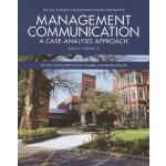 【预订】Management Communication: A Case-Analysis Approach: Sec