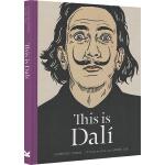 This is Dalí 这是达利 英文原版 精装书 This is这就是系列艺术家小传故事 大师作品画集 Laure