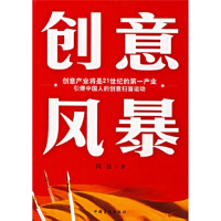 【二手书8成新】创意风暴 陈放 中国盲文出版社