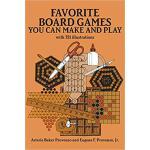 【预订】Favorite Board Games: You Can Make and Play 97804862641
