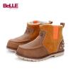 【99元任选2双】百丽Belle童鞋幼童鞋子特卖童鞋宝宝学步鞋(0-4岁可选)CE5208