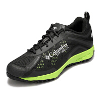 哥伦比亚男鞋(Columbia) 户外2019春季新品钛金系列防水透气舒适登山徒步鞋DM2086
