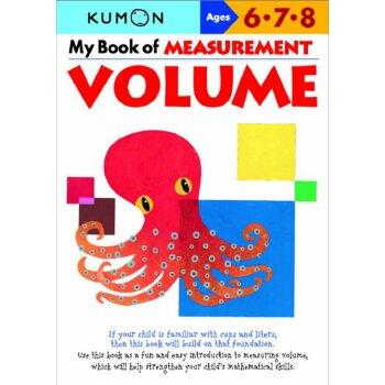 【预订】My Book of Measurement: Volume 美国库房发货,通常付款后3-5周到货!