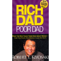 Rich Dad Poor Dad: (What The Rich Teach Their Kids About Mo