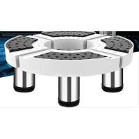 立式柜机空调底座支架 空调底座圆柜机2匹3匹i尚i享底座架立式圆柱形增高托架