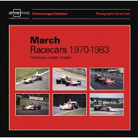 【预订】March Racecars 1970-1983: Previously Unseen Images