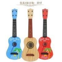 儿童宝宝幼儿园小朋友乐器男女孩音乐玩具仿真小吉他可弹奏