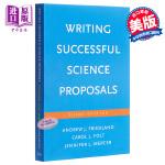 【中商原版】如何写科技论文选题报告(第三版)英文原版 Writing Successful Science Propo