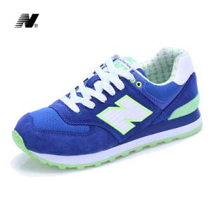 纽巴伦 新款百搭英伦休闲跑步鞋复古时尚nb男鞋nb女鞋情侣运动鞋nb574/374跑步鞋帆船系列