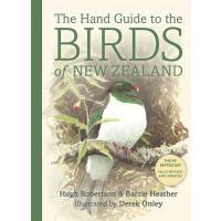 【预订】The Hand Guide to the Birds of New Zealand