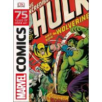 现货 漫威75周年封面集 英文原版 Marvel Comics 75 Years Of Cover Art斯坦・李 杰