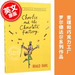 现货 查理和巧克力工厂 英文原版 Charlie and the Chocolate Factory 儿童青少年小说