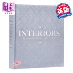 【中商原版】原型(白金灰色封面):世纪经典室内设计 英文原版 Interiors (Platinum Gray Edi