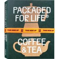 PACKAGED FOR LIFE COFFEE TEA 咖啡 茶叶 饮料 包装设计 平面设计书籍