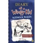 小屁孩日记2:罗德里克法则进口原版 平装 分级阅读小学阶段(7-12岁),Jeff Kinney(杰夫・金尼),Pen