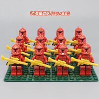 2018拼装乐高星球大战积木系列绝版人仔机器人军队绝地死星玩具