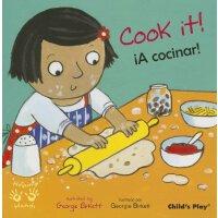 【预订】Cook It!/A Cocinar! 9781846435683