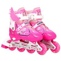 3-4-5-6-7-10-12岁男女童儿童溜冰鞋全套初学者轮滑旱冰鞋滑冰鞋