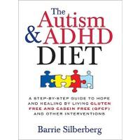 【预订】The Autism & ADHD Diet: A Step-By-Step Guide to Hope an