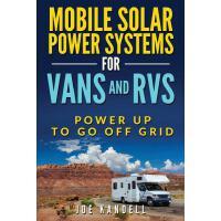 【预订】Mobile Solar Power Systems for Vans and RVs: Power Up to