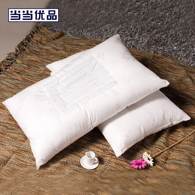 当当优品 防螨抗菌决明子枕头学生款 38*60cm当当自营 瑞士抗菌技术 洁净深睡 健康柔软