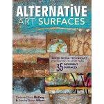 【预订】Alternative Art Surfaces: Mixed-Media Techniques for Pa