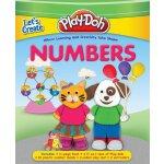 现货 Play-Doh Let's Create: Numbers ( Play-Doh Let's Create )