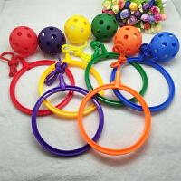 儿童户外玩具 感统接球器幼儿园户外亲子玩具儿童手眼协调训练弹球抛接球跳脚球