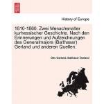 【预订】1810-1860. Zwei Menschenalter Kurhessischer Geschichte.