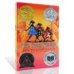 英文原版小说 One Crazy Summer 疯狂夏日 2011年纽伯瑞银奖 中小学生课外阅读