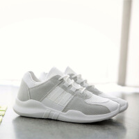 新款网面休闲鞋女大码韩版跑步鞋学生运动鞋