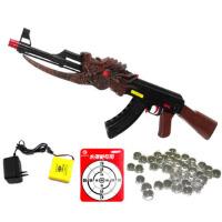 儿童电动玩具枪连发水弹枪软弹狙击枪可发射子弹男孩CS暴击王