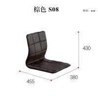 创意懒人沙发榻榻米折叠椅床上靠背椅飘窗椅日式无脚椅ll