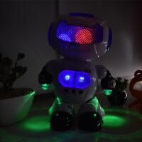 跳舞机器人走路摇摆炫舞机器人灯笼音乐电动儿童玩具