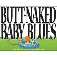 【预订】Butt Naked Baby Blues: A Baby Blues Treasury