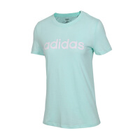 Adidas阿迪达斯 女装 运动休闲透气训练短袖T恤 DX2544