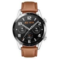 【当当自营】HUAWEI WATCH GT2(46mm)砂砾棕 华为手表 运动智能手表