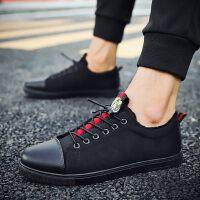 棉鞋男鞋子2018韩版冬季加绒保暖男士休闲懒人鞋青少年板鞋潮鞋子