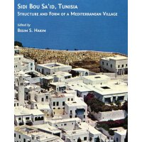 【预订】Sidi Bou Sa'id, Tunisia: Structure and Form of a Mediter