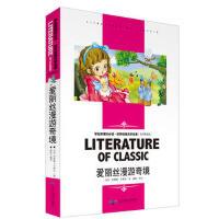 爱丽丝漫游奇境 名师精读版 学生新课标必读 世界经典文学名著00