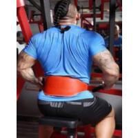 健身腰带 深蹲举重器械护腰带硬拉男女训练运动牛皮护腰带