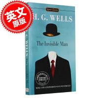 现货 英文原版 The Invisible Man 隐形人 乔治 奥威尔 科幻经典