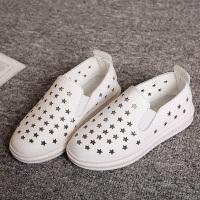 春夏季童鞋男童鞋女童鞋公主单鞋宝宝鞋子儿童皮鞋洞洞鞋